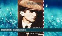 Online eBook Bertolt Brecht on Film and Radio (Brecht s Plays, Poetry and Prose)