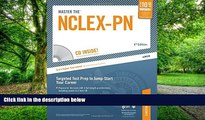 Big Deals  Master The NCLEX-PN: Targeted Test Prep to Jump-Start Your Career (Peterson s Master
