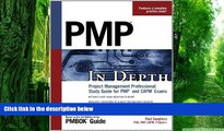 Big Deals  PMP in Depth: Project Management Professional Study Guide for PMP and CAPM Exams  Best