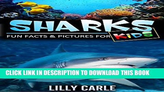 [PDF] Sharks: Fun Facts   Pictures For Kids Exclusive Full Ebook