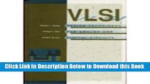 [Reads] VLSI Design Techniques for Analog and Digital Circuits Online Books