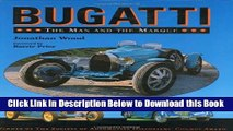 [Reads] Bugatti: The Man and the Marque Online Ebook