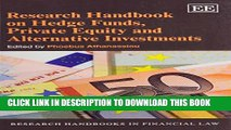 [PDF] Research Handbook on Hedge Funds, Private Equity and Alternative Investments (Research