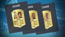 Les meilleurs joueurs de FIFA 17 : de la 30e à la 11e place