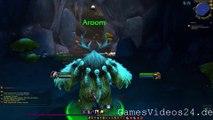 World of Warcraft Quest  Arooms Abschied (Allianz)