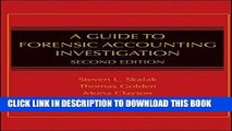 [PDF] A Guide to Forensic Accounting Investigation Popular Colection
