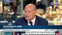 """Jean-Marie Le Guen estime que le PS est """"déjà mort"""""""