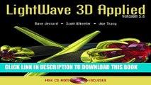 [Read PDF] LightWave 3D Applied: Version 5.6 Ebook Free