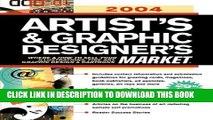 [PDF] 2004 Artist s   Graphic Designer s Market (Artist s   Graphic Designer s Market, 2004) Full
