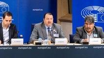 Avrupa Parlamentosu Terör Örgütü  PYD Liderine Konuşma Yaptırdı!