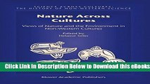 [Download] Nature Across Cultures: Views of Nature and the Environment in Non-Western Cultures