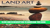 [PDF] Land Art 2016 Wall Calendar: Creations in Nature Full Colection