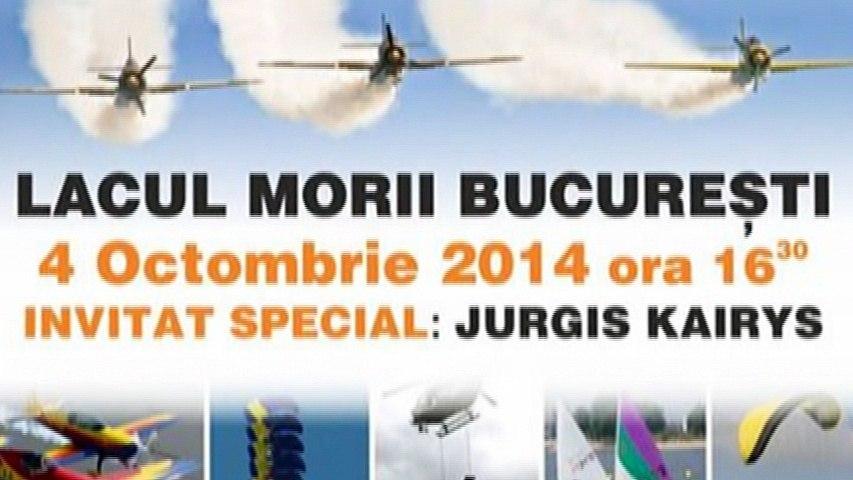 AeroNautic Show Lacul Morii 2014