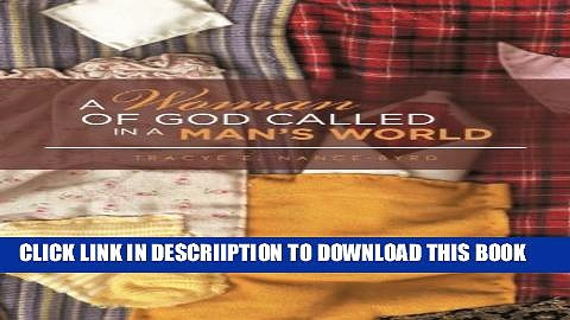 [PDF] A Woman of God Called in a Man s World Exclusive Online