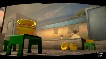 Persona 5 : Malaise au bain public