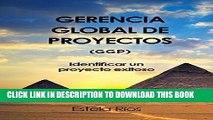 [PDF] Gerencia Global de Proyectos, GGP.: Vision global, proyectos exitosos (Spanish Edition)