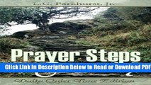 [Download] Prayer Steps to Serenity: Daily Quiet Time Edition Popular Online