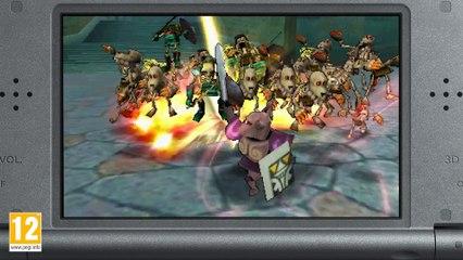 Hyrule Warriors Legends : Hyrule Warriors  Legends - Bande-annonce du pack Phantom Hourglass & Spirit Tracks (Nintendo 3D