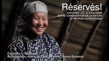 Mongolie : Buyantogtoh, de l'ethnie Dukha, éleveurs de rennes dans la taïga