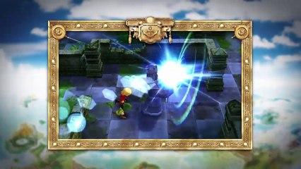 Dragon Quest VII - Voyagez dans le passé pour sauver votre présent  de Dragon Quest VII : La Quête des vestiges du monde