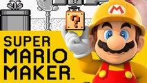Super Mario Maker para 3Ds