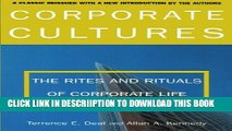 [PDF] Corporate Cultures: The Rites and Rituals of Corporate Life Full Colection