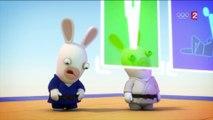 judo par les lapins crétins