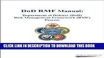 [PDF] DoD RMF Manual: Department of Defense (DoD) Risk Management Framework (RMF) Process Popular