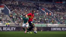 """PES 2017 : Bande annonce  """"Chili"""""""