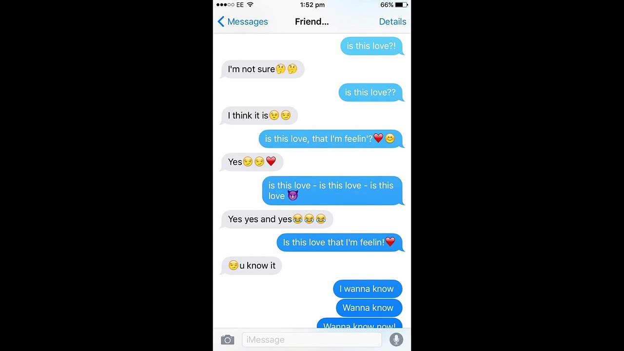 Song Text Prank