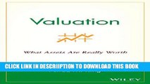 PDF Download Valuation What Assets Are Really Worth Download