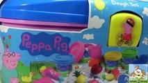 Peppa Pig PLAY DOH Mummy Pig Daddy Pig Peppa Toys Videos✔✔ Peppa Pig en Español Episodes 2016