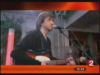 Jean-Louis Murat au JT de 13h sur F2 (2007)