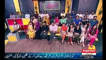 Non-Stop Comedy, Khabardar with Aftab Iqbal 1 September 2016 - Express News