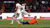1-2 Giannis Gianniotas Goal - Netherlands vs Greece 1-2 (Friendly) 01.09.2016 HD