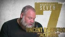 Los siete magníficos: El cazador: Vincent D'Onofrio