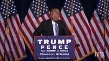 Watch Donald Trump's full speech on immigration