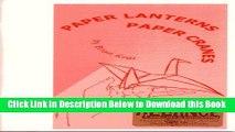 [Reads] Paper Lanterns, Paper Cranes Free Books