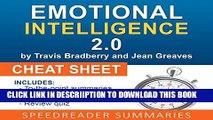 PDF Summary & Analysis: Emotional Intelligence 2 0 - by Travis