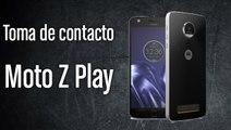Toma de contacto: Moto Z Play, el móvil modular de Motorola