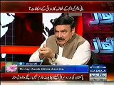 General Raheel Sharif has injected Nawaz Sharif with a huge injection that is used in major deceases - Sheikh Rasheed
