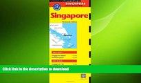 READ THE NEW BOOK Singapore Travel Map Thirteenth Edition (Periplus Travel Maps: Singapore