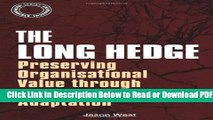 [Get] The Long Hedge: Preserving Organisational Value Through Climate Change Adaptation