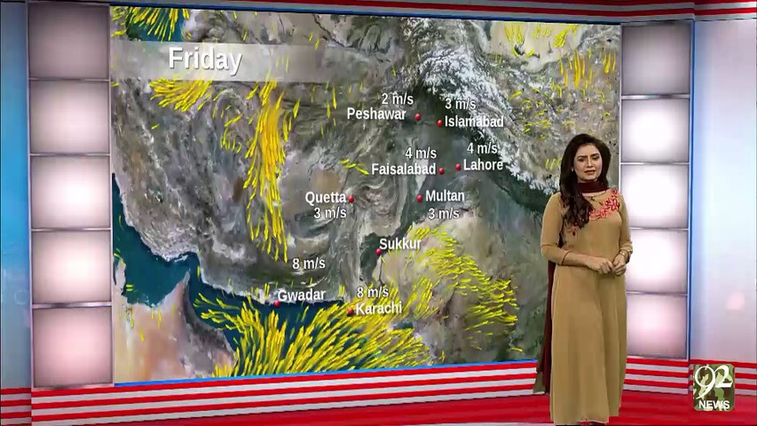 Weather Updates - 02-09-2016 - 92NewsHD