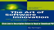 [Get] The Art of Software Innovation: Eight Practice Areas to Inspire your Business Popular New