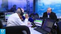 """Julien Dray : Emmanuel Macron """"s'est banalisé"""""""