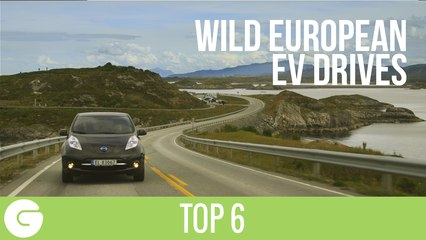 Nissan | Top 6 Wild EV Drives