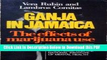 [PDF] Ganja in Jamaica: A Medical Anthropological Study of Chronic Marihuana Use (New Babylon,