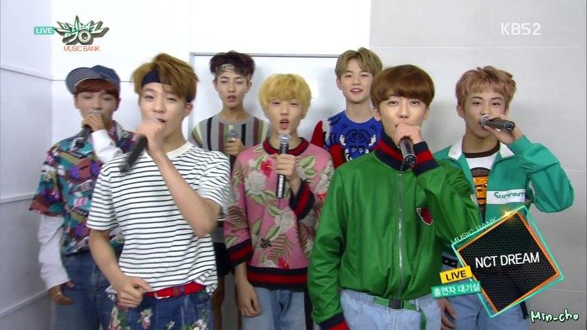 160902 NCT DREAM - 인터뷰 + Chewing Gum + Ending_Min.cho