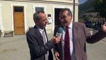 D!CI TV : Hautes-Alpes : Le point sur la visite de la ministre du travail Myriam El Khomri, avec le député Joël Giraud